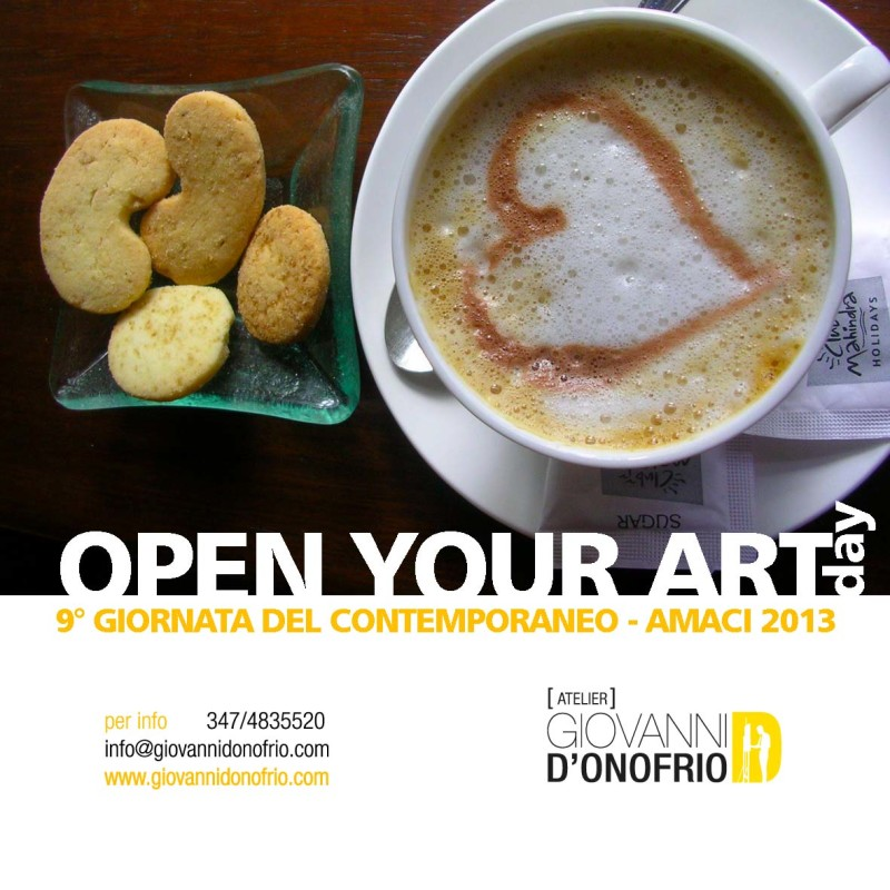 open your art - day